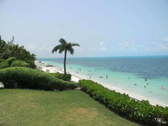 Hotel Dos Playas Beach House: Пляж