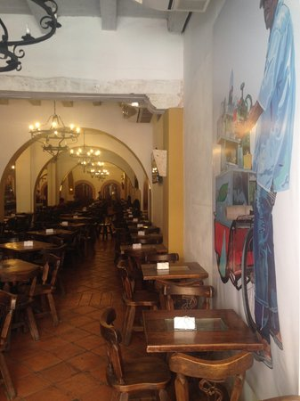 Photo of Caribbean Restaurant Espiritu Santo at Calle Del Porvenir # 35-60, Cartagena 130004, Colombia