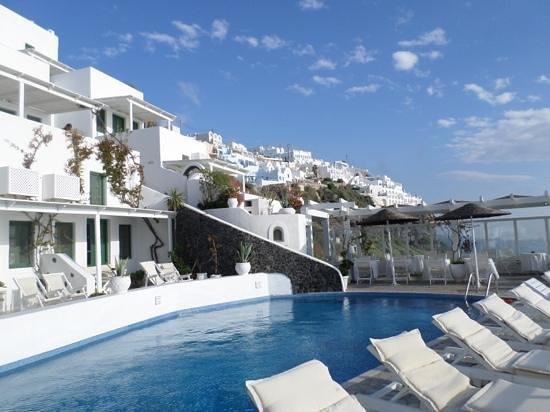 Dana Villas Hotel & Suites : desde la piscina