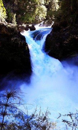 Cerro Tronador: Cascada los Alerces
