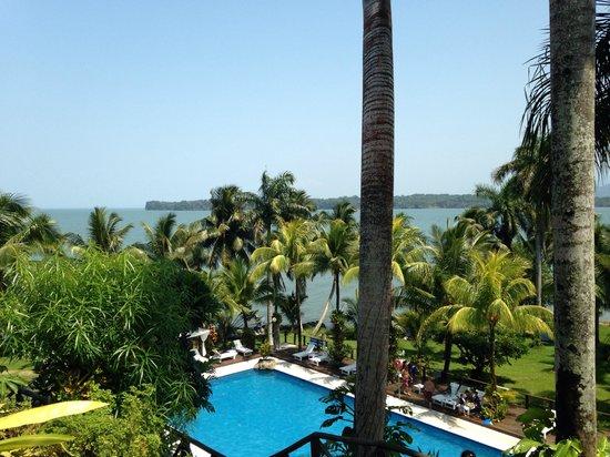 Hotel Villa Caribe: Bello lugar!