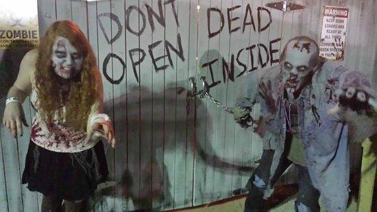 Combat Zone - The Zombie Apocalypse Experience