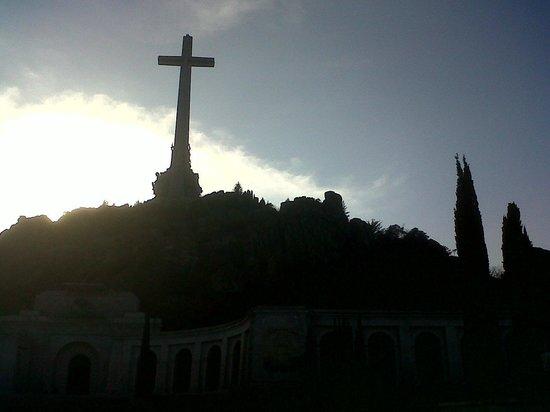 Valle de los Caídos: la santa cruz
