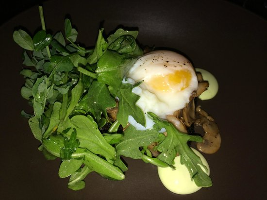 Antidote FoodLab: Boudin noir, oeuf mollet...