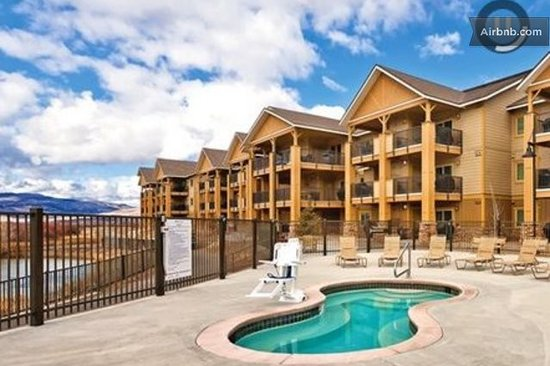 WorldMark Granby: Hot Tub