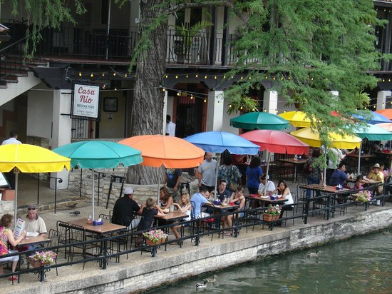 River Walk: Good Mexican Restaurant on the Riverwalk