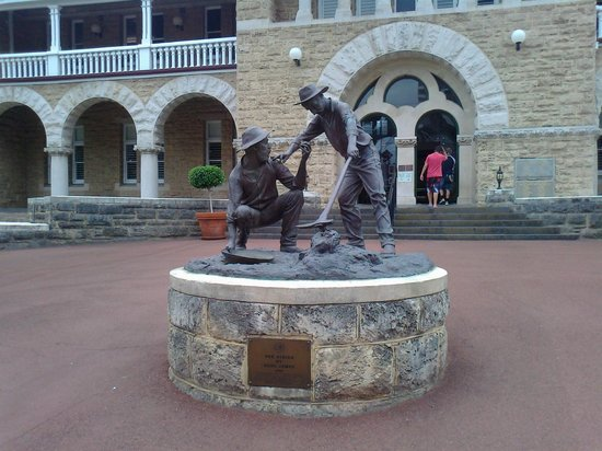 The Perth Mint: Two Original Prospectors