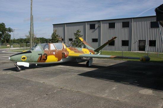 Warbird Adventures : CM170 Israel AF