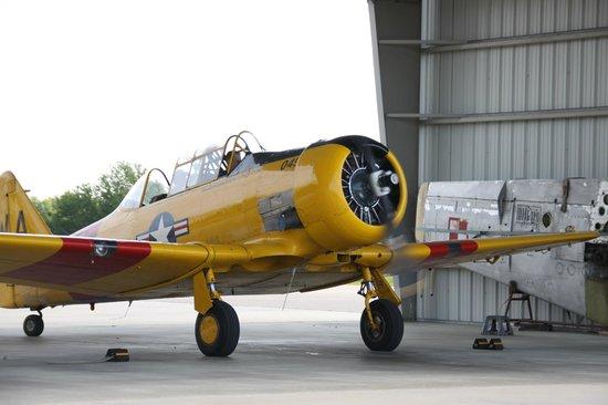 Warbird Adventures : pleasure flight