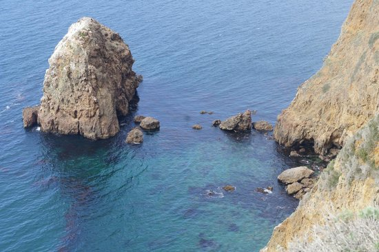 Channel Islands Outfitters: Rock Formations