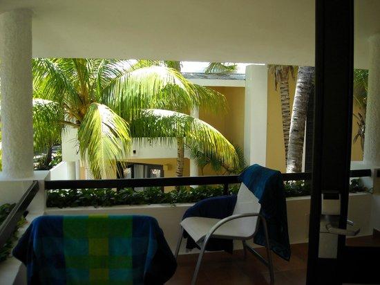 Bavaro Princess All Suites Resort, Spa & Casino : balcon