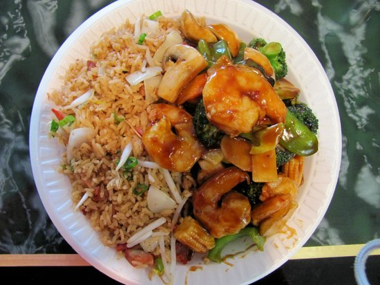 Centralia, Missouri: Hunan Shrimp - China King Centralia, Mo.