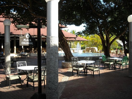 Bavaro Princess All Suites Resort, Spa & Casino : terrasse