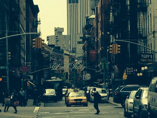 Foods of New York Tours: Nolita