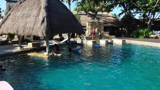 Novotel Bali Benoa: Beachside Pool / Spa