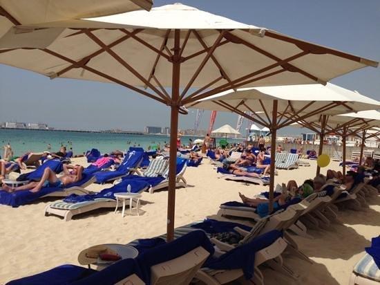 Hilton Dubai Jumeirah : Beach View - Mar 2014