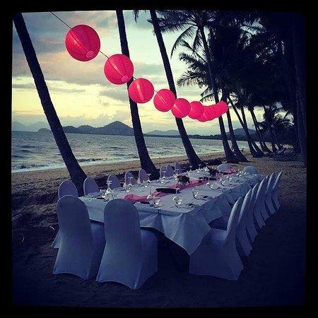 Nu Nu Restaurant: Wedding reception