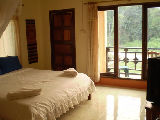 Jammee Guest House: comfy beds