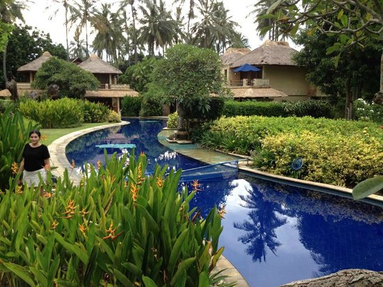 tampak Villanya - Picture of Pool Villa Club Senggigi