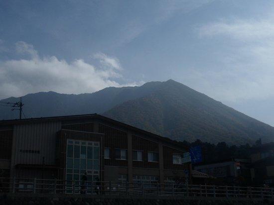 JR Sakai Line: Mt. Daisen