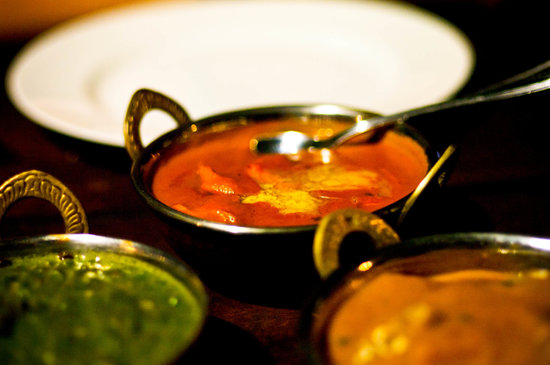 Pesona Indian Restaurant & Sheesha Lounge: Delicious Indian Curries