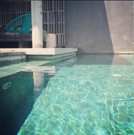 Aria Villas Ubud: Private Pool