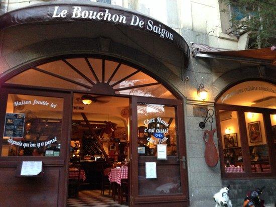 le bouchon de saigon - Top nhà hàng Pháp ở Sài Gòn