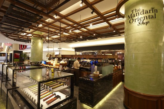 The Mandarin Oriental Shop Ground Floor Picture Of Gaysorn