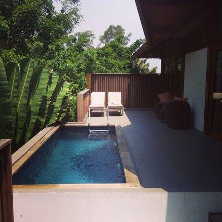 An Lam Saigon River: Pent house private villa
