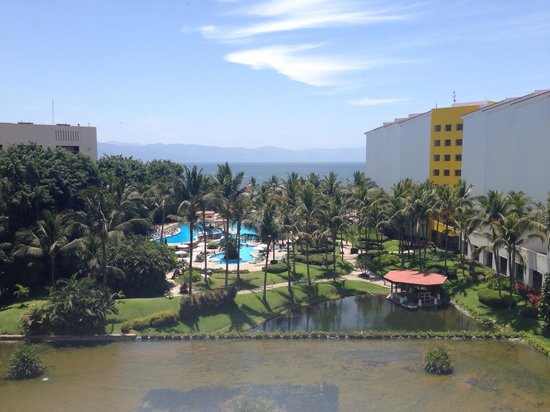 Mayan Palace Puerto Vallarta : Good morning!