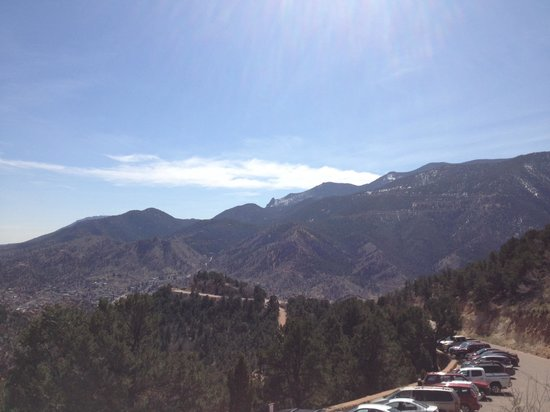 Cheyenne Mountain Resort: Room View