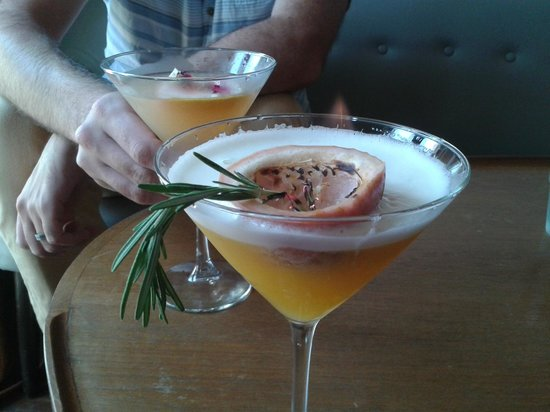 Bar Stories: bespoke cocktails