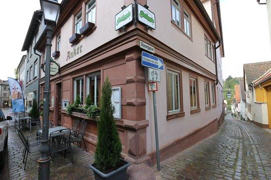 Hotel Anker: Restaurant Weinhaus