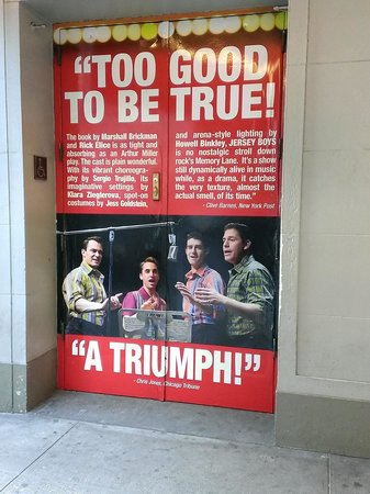 Jersey Boys : Too good to be true!