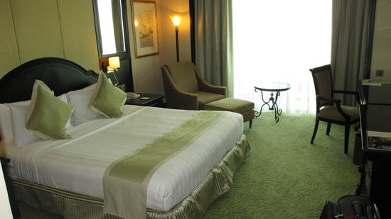 Sutera Harbour Resort (The Pacific Sutera & The Magellan Sutera): Standard King Suite