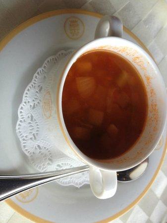 Pasta Fresca Da Salvatore: Minestrone Soup
