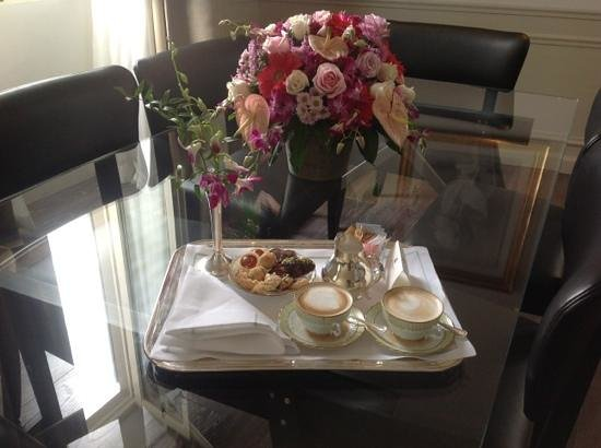 The St. Regis Florence : A Warm Welcome