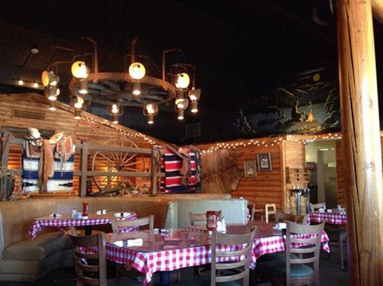 Zane grey country barbecue at kohl s ranch lodge payson