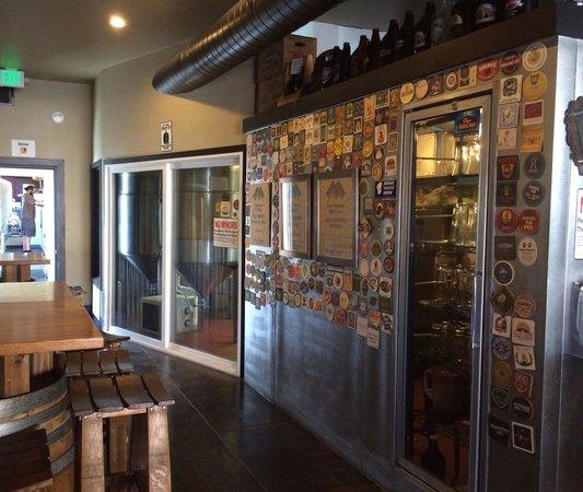 Bricktowne Brewing Company : Cooler