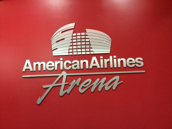 American Airlines Arena: Entryway