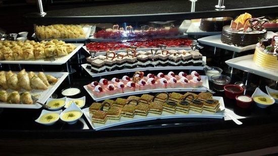 Side Prenses Resort Hotel & Spa: Das süße zum Nachtisch....himmlisch