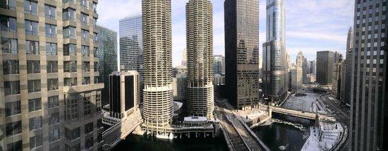 Renaissance Chicago Downtown Hotel : River View