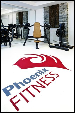 Hotel Phoenix: Hauseigene Fitness auf 140m2