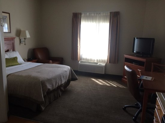 Candlewood Suites Medford: King room