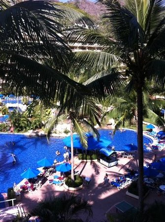 Barcelo Puerto Vallarta: view of one of the pools