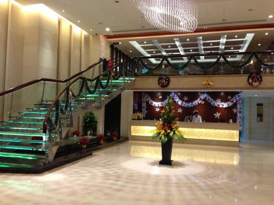Brilliant Hotel: Lobby