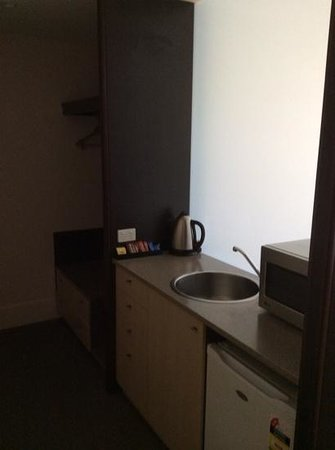 The Sebel Busselton: separate kitchenette