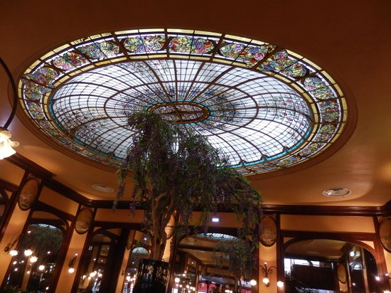 Brasserie Bofinger : salle de restaurant