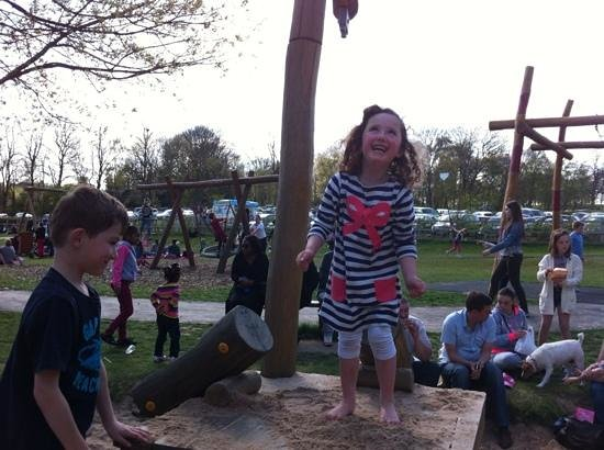 Sandwell Valley Country Park: having fun!