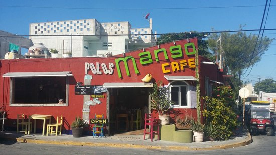 Mango Cafe Isla: This is the place!